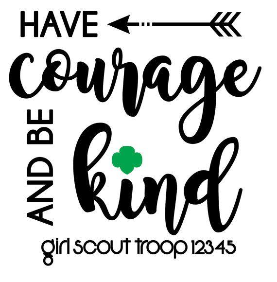 Svg Girl Scout Leader Shirt