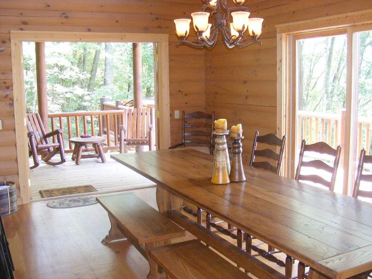 Cabin vacation rental in Bryson City, NC, USA from VRBO.com! #vacation #rental…
