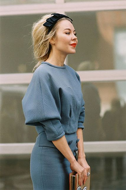 {fashion inspiration   style icon : ulyana sergeenko} by {this is glamorous}, via Flickr
