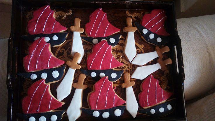 Pirate biscuits