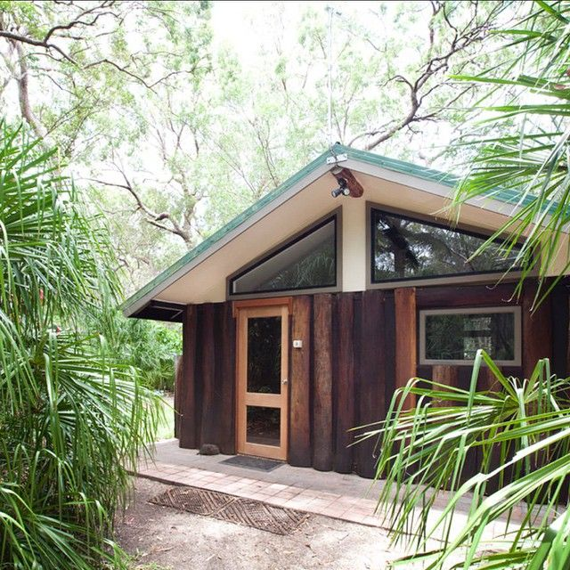 This place!  A studio retreat amongst 40 acres of pristine coastal bushland & tropical fruit trees. Look for Amongst the Trees in Agnes Water on #airbnb...great owners & dog-friendly ! #agneswater #1770 #queensland #accommodation #retreat #coastal #bushland