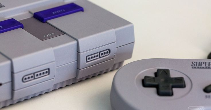 I can't stop buying video games I already own https://www.theverge.com/2017/9/29/16380802/snes-classic-video-games-rebuying?utm_content=bufferc4d9d&utm_medium=social&utm_source=pinterest.com&utm_campaign=buffer #Gamer
