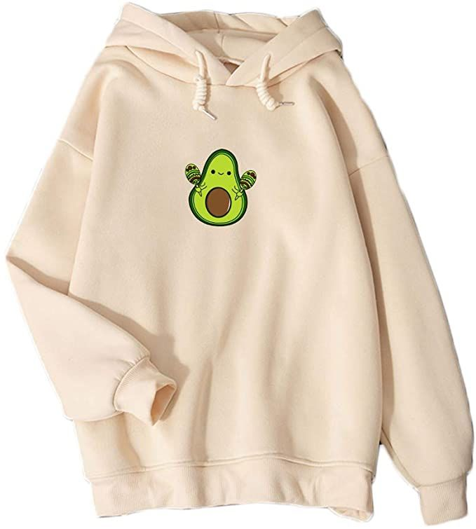 Cute Avocado, Green And Purple, Clothing Accessories, Hoodies, Sweatshirts, Daily Wear, Best Sellers, Going Out, Cactus