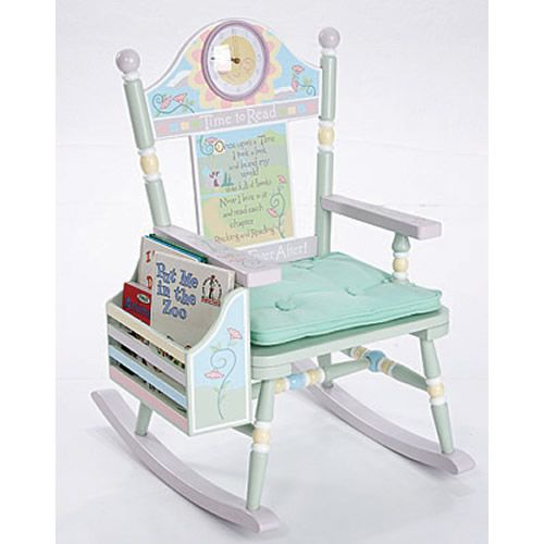 Plans For Child S Rocking Chair Woodworking Projects Amp Plans