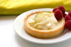 Receta de Pastel de Queso y Limón
