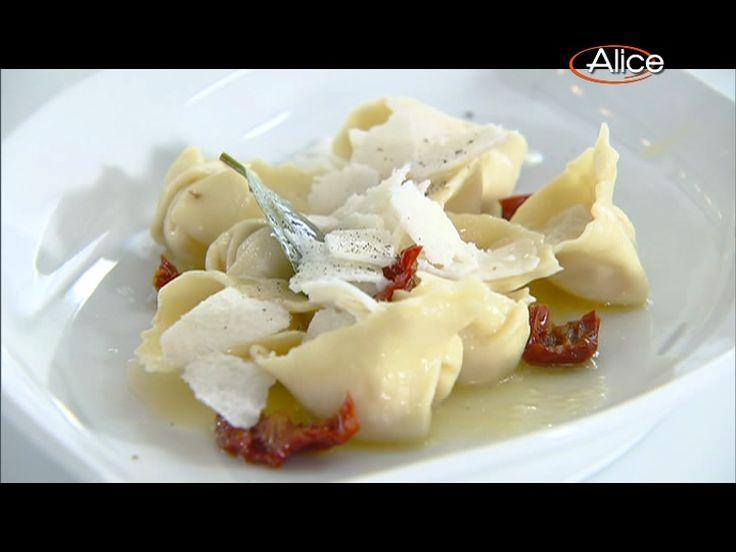Ricette TV: La pasta fresca: le paste ripiene di Montersino