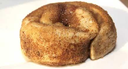 Receptopgerolde kaneelbroodjes Broodjes maken is leuk en ontspannend, je moet alleen wel wat geduld opbrengen om het deeg de kans te geven om te rijzen. Gebruik bloem van goede kwaliteit. Hoe beter de bloem, hoe beter de broodjes. BEREIDINGSTIJD >60min. AANTAL 12 stuks  Ingrediënten: 500 gram bloem 1 zakje, 7 gram gedroogde gist 1…