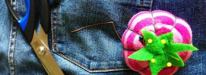 Vecičky z recyklovaných džínsov