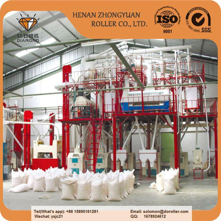 flour milling machine/flour mill plant