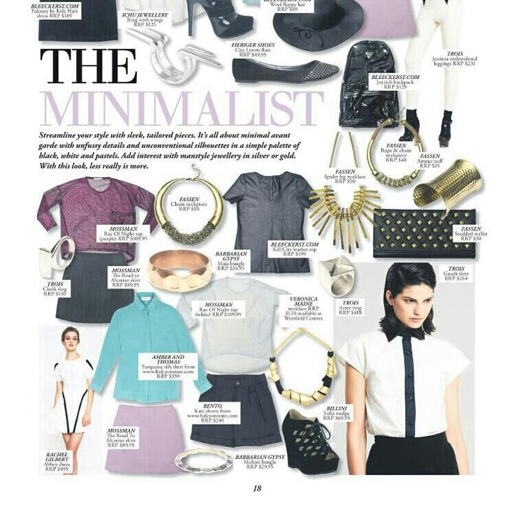 Fashion journal Maia bangle Mohini bangle