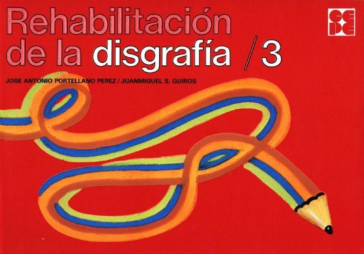 Rehabilitacion de La Disgrafia 3 - Parcial