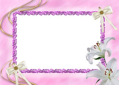 hermosos marcos para fotos florales en png parte marcos gratis