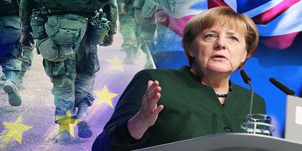 Όλα αλλάζουν: Η Γερμανία απαντά σε Ν.Τραμπ με ευρωπαϊκό στρατό για την υπεράσπιση της ΕΕ