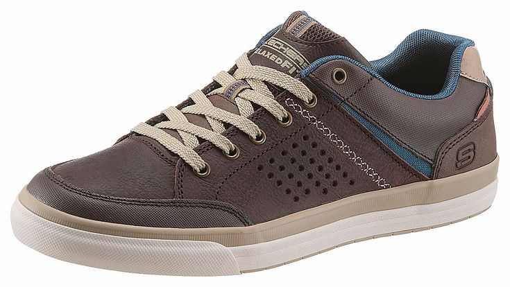 Skechers Sneaker »Diamondback Rendol« in braun-used im OTTO Online Shop