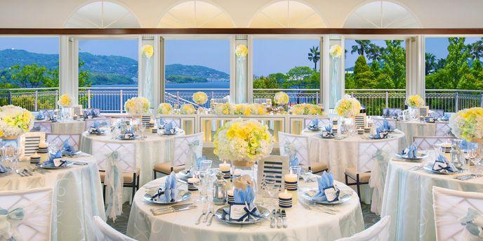 マリコレ ウェディングリゾート&レストラン(MC Wedding Resort&Restaurant) リゾート感あふれる☆ブルージュエルテラス画像1-1