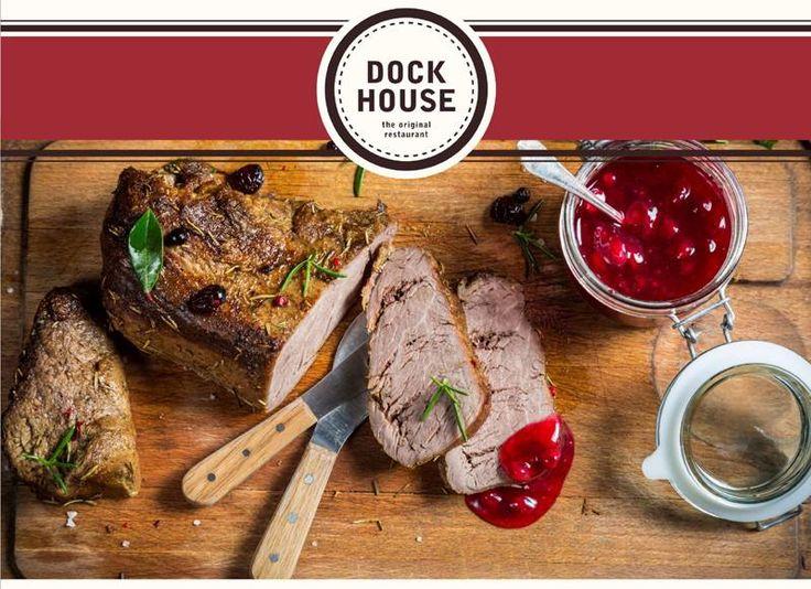Zvěřinový brunch v Dock House
