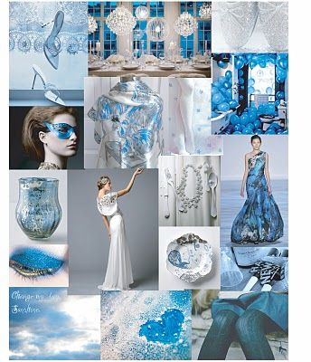 ideas for light blue and silver outdoor wedding - Google Search