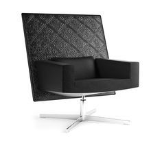 We are in a world where style, design and good taste make a difference. If there is a designer who fulfills this thought order is Marcel Wanders. In this case, the black color is used exceptionally in these works. For more inspirations and if you want to have lots of ideas, visit our blog.  Http://modernchairs.eu