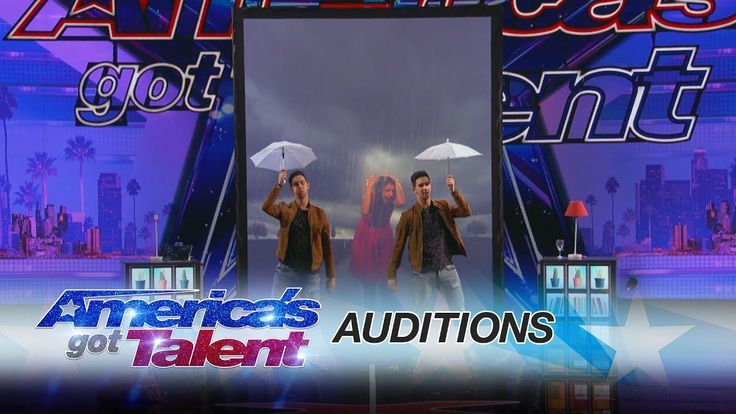 This is PHENOMENAL! Tony and Jordan: Identical Twins Dazzle With Magic - America's Got Talent 2017 - YouTube
