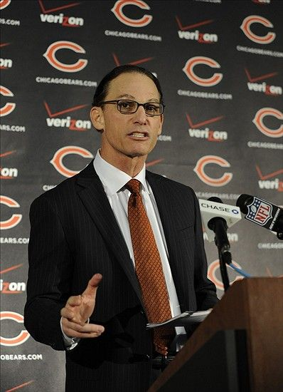 Marc Trestman Discusses Jay Cutler and His New Job as Chicago Bears Head Coach