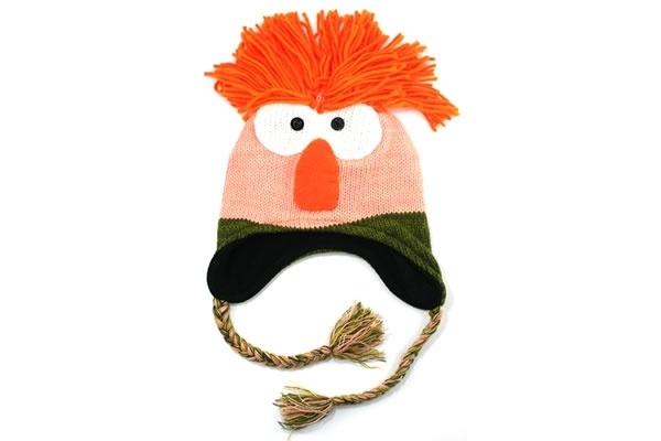 Beaker hat: Beaker Hats, Lapland Hats Thi, Beeker Hats, Knit Hats, Knits Hats, Muppets Hats Ummm, Winter Hats