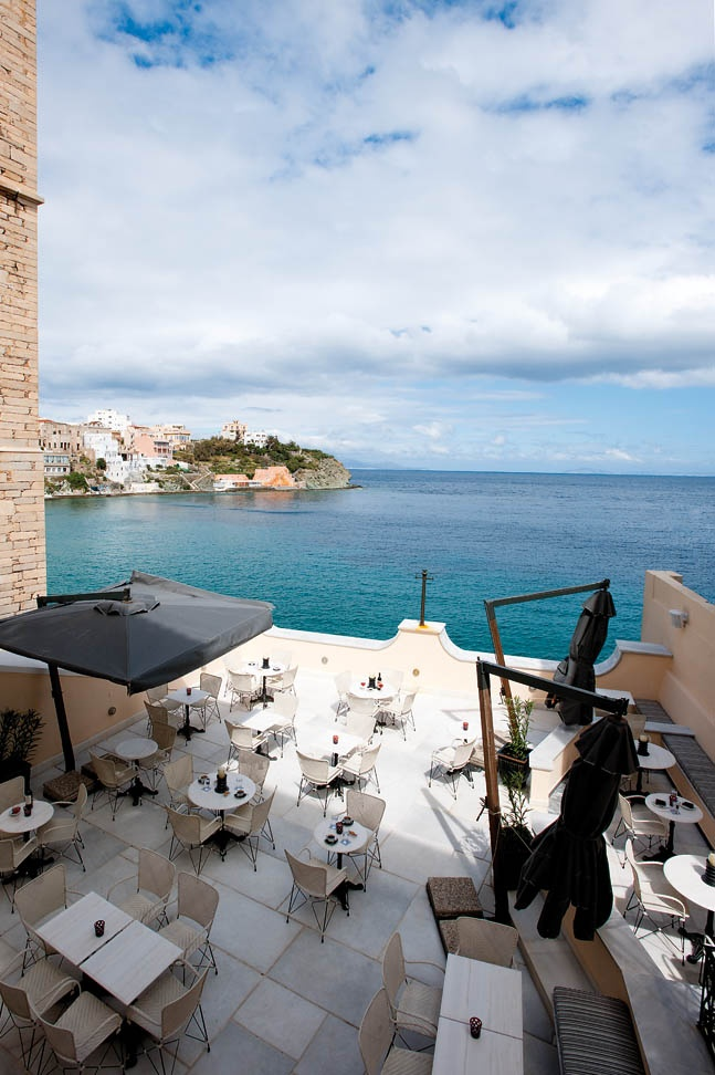 Hotel Ploes, Ermoupolis, Syros