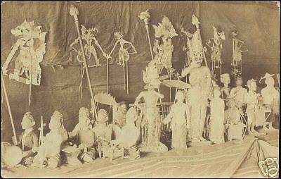 indonesia-JAVA-Wayang-Wajang-Golek-Puppets-1920s-RPPC