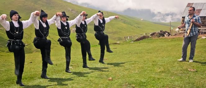 Find out how to win a copy of Dance the Past into the Future. A new film about the Laz and Hemsin communities of Turkey - Horon Dance of the Black sea region of Turkey