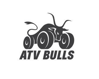 ATV BULLS logo