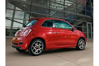 The Fiat 500 is small and cute. Check it out -- http://atlantaautobeat.blogspot.com/#Atlanta Auto Beat