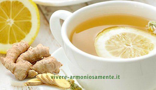 La tisana zenzero e limone aiuta a dimagrire, combattere il raffreddore, mal di gola e tosse. Ecco come prepararla con lo zenzero in polvere o fresco.