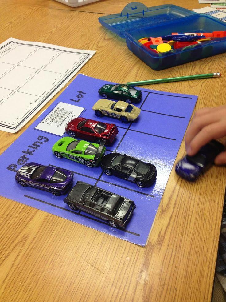 math worksheet : 14 best grade 1 addition images on pinterest  kindergarten math  : Hands On Math Games For Kindergarten