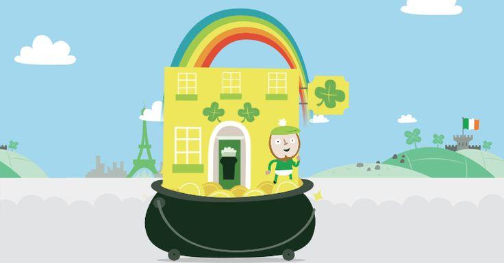Crea il tuo carro e partecipa alla parata per vincere un fantastico viaggio in Irlanda