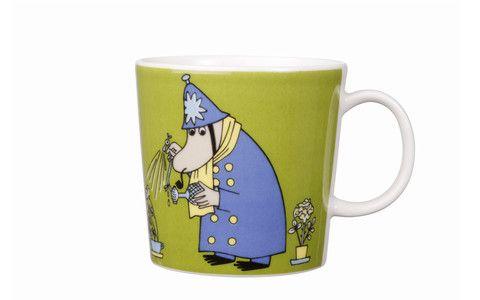 Moomin Mug - Inspector