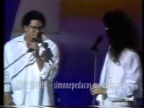 Simone e Pablo Milanés YOLANDA | TVE1 | Espanha | 1991 - YouTube