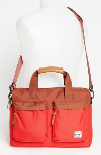 this is a cute bag! Herschel Supply Co. 'Totem' Laptop Bag | Nordstrom