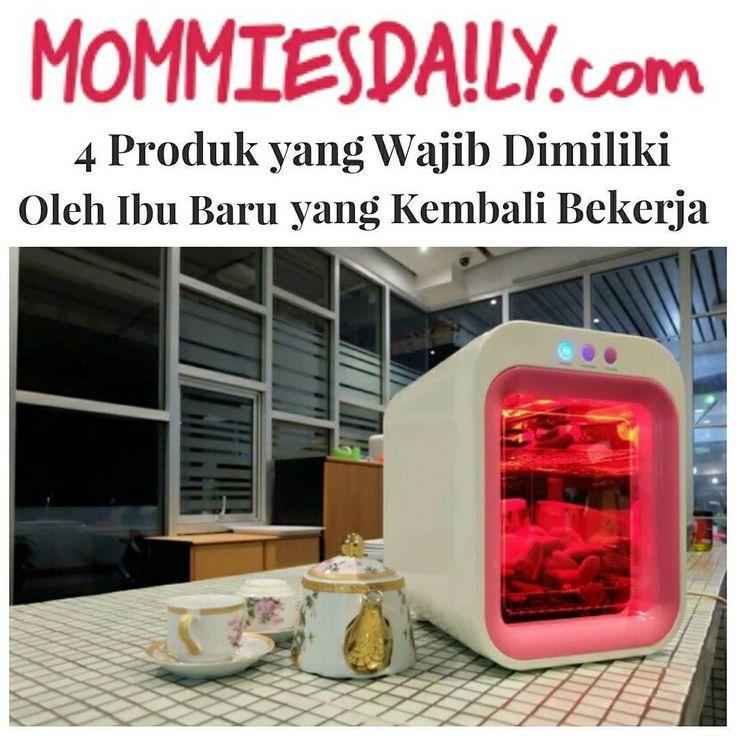 """Spotted! uPang is featured in Mommiesdaily's:4 Produk yang Wajib Dimiliki Oleh Ibu Baru yang Kembali Bekerja thankyou @mommiesdaily.  Read why Mommiesdaily.com think uPang is a must have!  Link:http://ift.tt/1Xj0mje  Quote:""""Tantangan ibu baru yang kembali bekerja saat ini adalah urusan quality time bersama si kecil. Maka dibutuhkan alat perang yang tepat untuk menyiasatinya. Ini 4 produk yang wajib dimiliki oleh ibu baru yang kembali bekerja."""" """"SebagaiMillenial Momyang dikenal memiliki…"""
