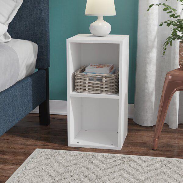 Gengler Nightstand In 2020 Nightstand Decor Furniture Dorm Nightstand