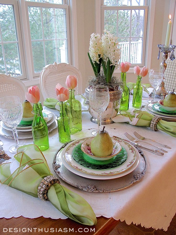 17 best images about tablescapes designthusiasm on pinterest french country thanksgiving - French country table centerpieces ...