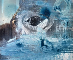 Experience the Ocean through Abstract Artist, Catherine Christie