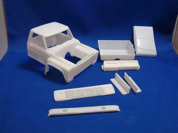 S Model Car Kits