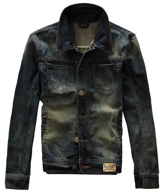 Seabar 002 Premium Denim Jacket