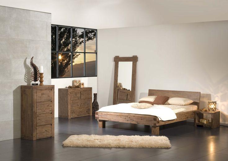 Bett Salzburg #Akazie bei Villatmode Betten \ Schlafzimmer - schlafzimmer ideen dachschräge