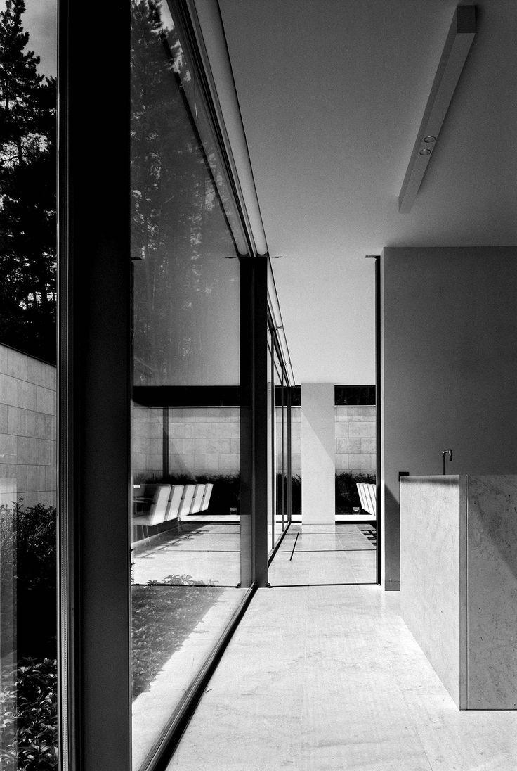DC Residence, Waasmunster, Belgium, by Vincent Van Duysen