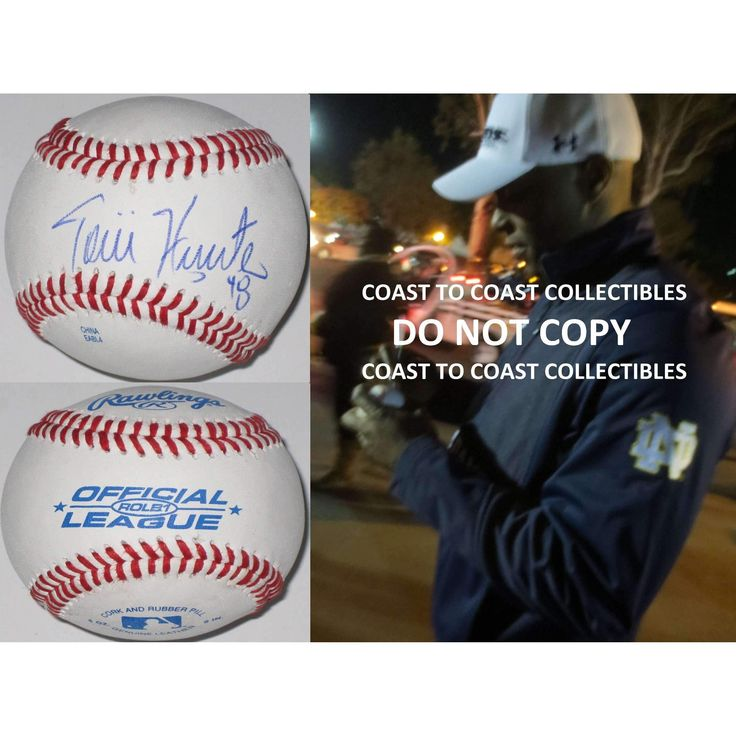 Torii Hunter, Minnesota Twins, California Angels, LA Angels, Detriot Tigers, Signed, Autographed, Baseball, a Coa with the Proof Photo of Torii Signing the Baseball Will Be Included