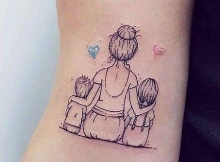 Tattoo Für Meine Kinder