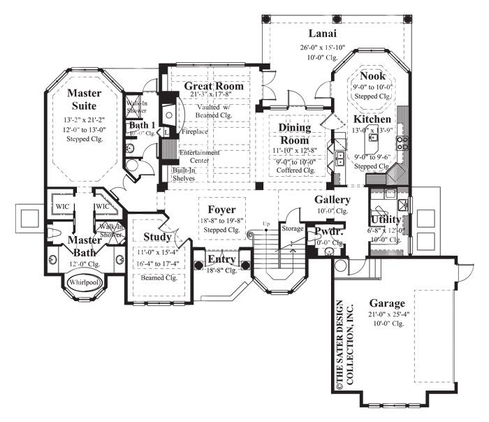 113 best images about european house plans the sater for Sater design house plans