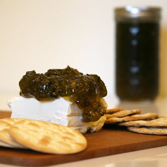 12 Days of Edible Gifts: Pepper Jelly: No Southern holiday party is complete without green pepper jelly mounted high atop a slab of cream cheese, which is why it's a festive gift to offer friends and family.