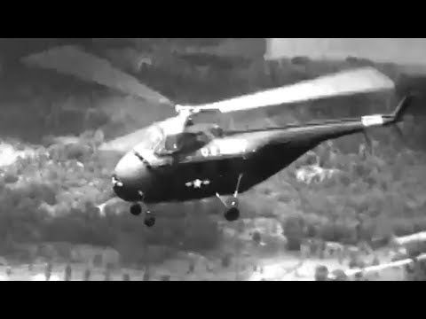 Advanced Helicopter Flight Principles Part 1 1955 US Army Training Film; Sikorsky H-19 https://www.youtube.com/watch?v=-rBAaG0qqbs #helo #pilot #training