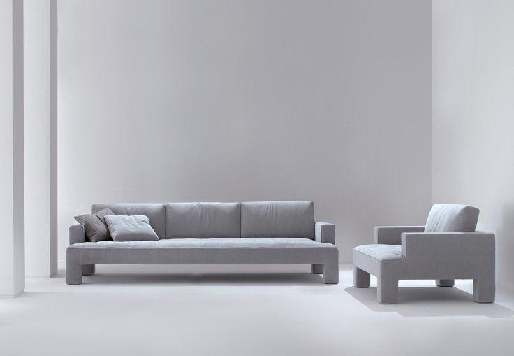 Alto Piano Sofa - By Bartoli Design | Laurameroni